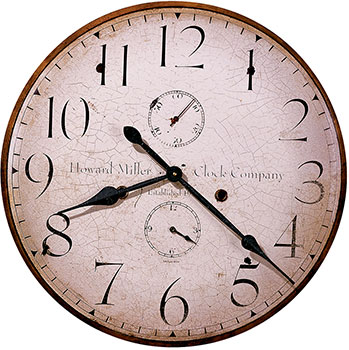 Howard miller Настенные часы  Howard miller 620-315. Коллекция howard miller 620 503