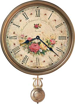 Howard miller Настенные часы Howard miller 620-440. Коллекция howard miller настенные часы howard miller 620 170 коллекция настенные часы
