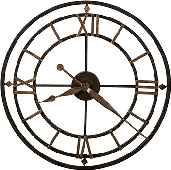 Howard miller Настенные часы Howard miller 625-299. Коллекция мода женева римские цифры кварцевые часы любовники часынаручные часы for women