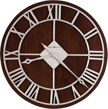 Howard miller Настенные часы Howard miller 625-496. Коллекция нож перочинный victorinox manager sapphire 0 6365 t2 58мм 10 функций полупрозрачный синий