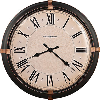 Howard miller Настенные часы Howard miller 625-498. Коллекция howard miller настенные часы howard miller 625 214 коллекция настенные часы