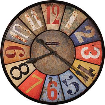 Howard miller Настенные часы Howard miller 625-547. Коллекция howard miller howard miller 625 410