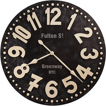 Howard miller Настенные часы Howard miller 625-557. Коллекция ben howard ben howard every kingdom