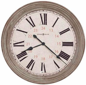 Фото - Howard miller Настенные часы Howard miller 625-626. Коллекция Настенные часы howard miller настенные часы howard miller 625 310 коллекция