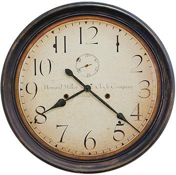 Howard miller Настенные часы Howard miller 625-627. Коллекция Настенные часы howard miller настенные часы howard miller 625 374 коллекция
