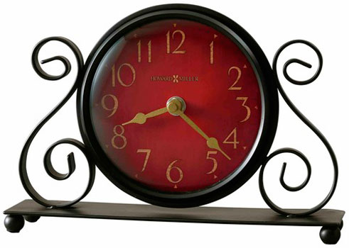 лучшая цена Howard miller Настольные часы Howard miller 645-649. Коллекция Настольные часы