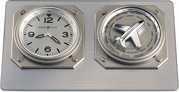 Howard miller Настольные часы Howard miller 645-765. Коллекция Настольные часы