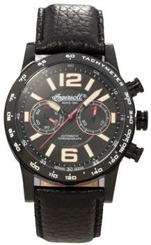 Ingersoll Часы Ingersoll IN4606BBK. Коллекция Automatic Gent