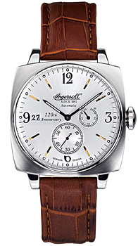 Ingersoll Часы Ingersoll IN8014SL(120th). Коллекция 120th Anniversary ingersoll in2817bk