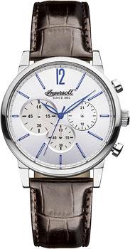 Ingersoll Часы Ingersoll INQ016WHSL. Коллекция Portland
