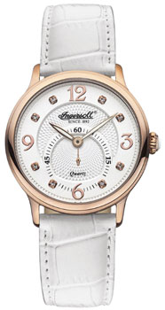 Ingersoll Часы Ingersoll INQ022WHRS. Коллекция Regent