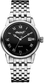 Ingersoll Часы Ingersoll INQ030BKSL. Коллекция Grafton
