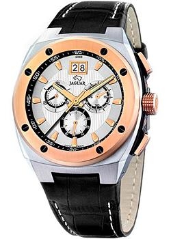 Jaguar Часы Jaguar J625-1. Коллекция Acamar Chronograph цены онлайн
