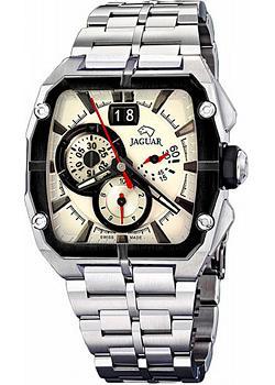 Jaguar Часы Jaguar J636-1. Коллекция Acamar Chronograph цены онлайн