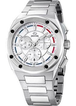 Jaguar Часы Jaguar J805-1. Коллекция Acamar Chronograph цены онлайн