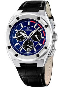 Jaguar Часы Jaguar J806-3. Коллекция Acamar Chronograph switzerland relogio masculino luxury brand wristwatches binger quartz full stainless steel chronograph diver clock bg 0407 3