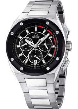 Jaguar Часы Jaguar J807-4. Коллекция Acamar Chronograph jaguar часы jaguar j671 4 коллекция acamar