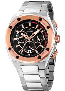 Jaguar Часы Jaguar J808-4. Коллекция Sport Executive jaguar часы jaguar j806 4 коллекция acamar chronograph