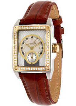 Le chic Часы Le chic CL0054DTT. Коллекция Le Chronographe le chic часы le chic cl0561g коллекция le chronographe