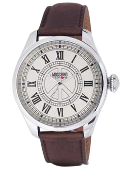 Moschino Часы Moschino MW0148. Коллекция Gents часы moschino