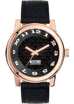 Moschino Часы Moschino MW0264. Коллекция Gents женские часы moschino mw0340
