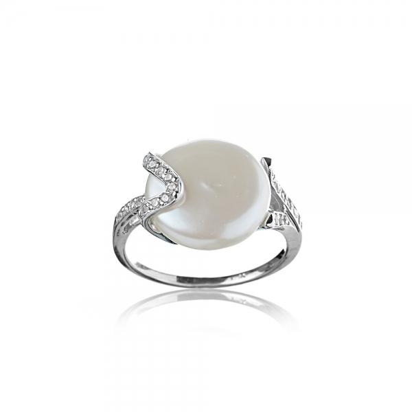 цена на Серебряное кольцо Ювелирное изделие NP1142