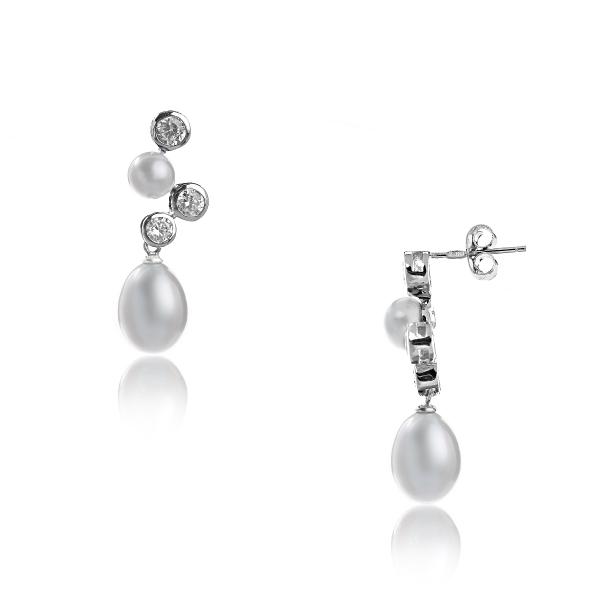Серебряные серьги Ювелирное изделие NP1167 yoursfs новый дизайн серьги серьги серьги серьги для женщин девочек высокое качество