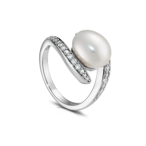 цена на Серебряное кольцо Ювелирное изделие NP1178