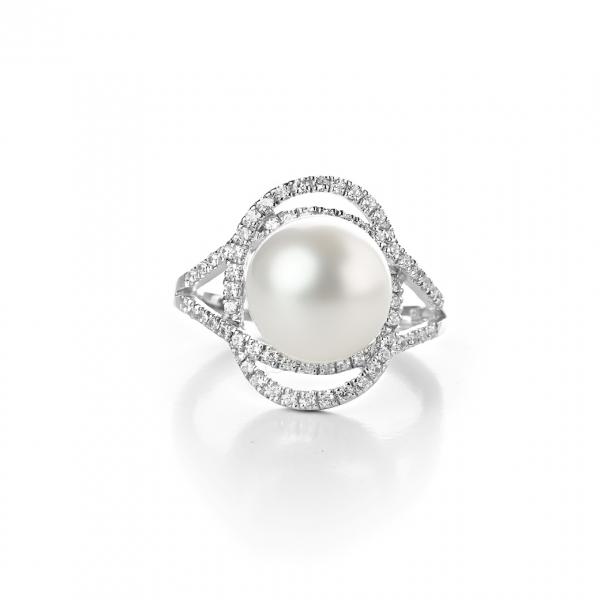 Серебряное кольцо Ювелирное изделие NP1192