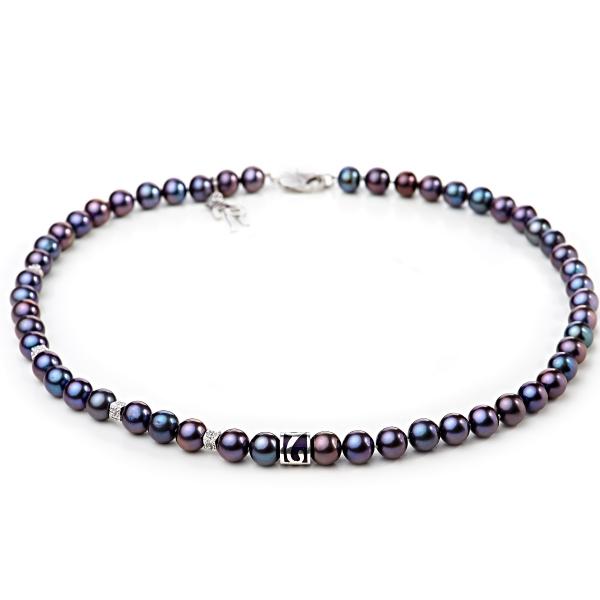 Серебряное колье Ювелирное изделие NP1598 ожерелье sweet spirit 925