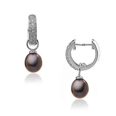 Серебряные серьги Ювелирное изделие NP1643 серебряные серьги ювелирное изделие 70896