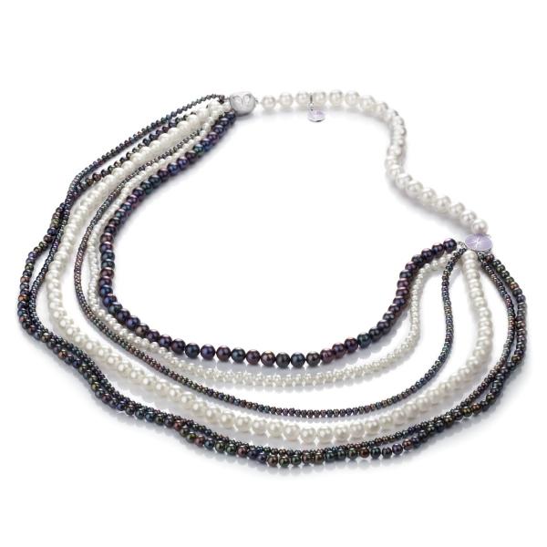 Серебряное колье Ювелирное изделие NP1660