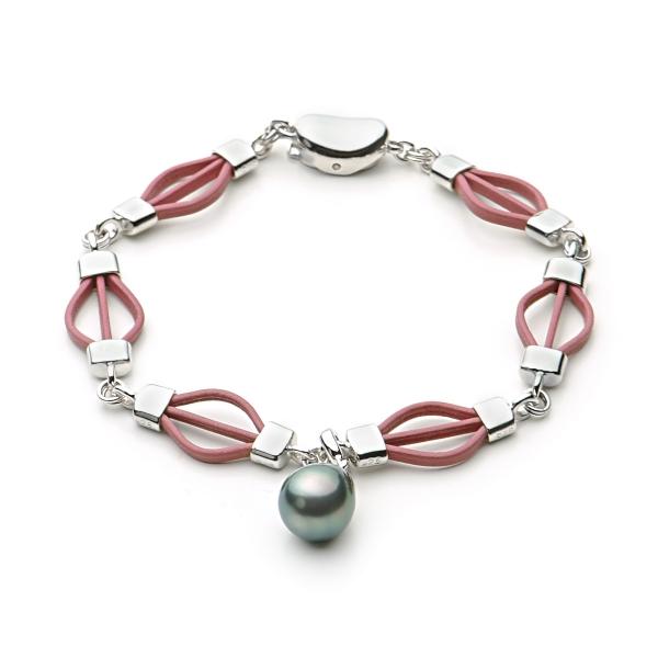 Серебряный браслет Ювелирное изделие NP1741 браслет на шнурках clay best crystal hematite shamballa 10 cz shambala shamballa shb069