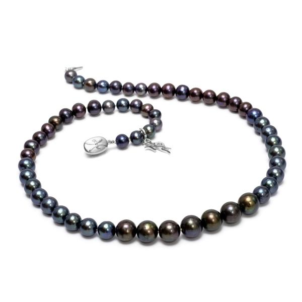 Серебряное колье Ювелирное изделие NP1864 жен кружево ожерелья бархатки уникальный дизайн классика классический одинарная цепочка черный ожерелье назначение день рождения