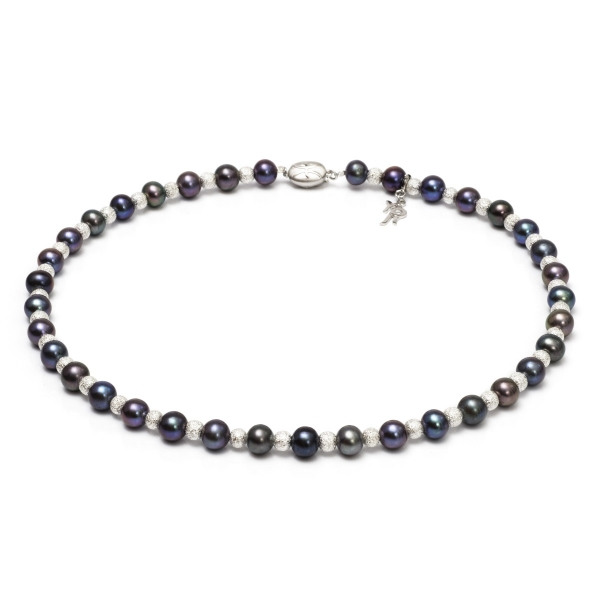Серебряное колье Ювелирное изделие NP1965 жен ожерелья с подвесками мода этнический перо кофейный красный синий 70cm ожерелье назначение праздники для улицы