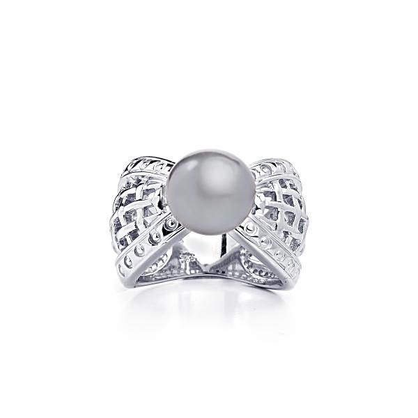 Серебряное кольцо Ювелирное изделие NP2316 женские кольца jv женское серебряное кольцо с куб циркониями f 642r 001 wg 17 5