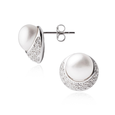 Серебряные серьги Ювелирное изделие NP2545 серебряные серьги ювелирное изделие 70896