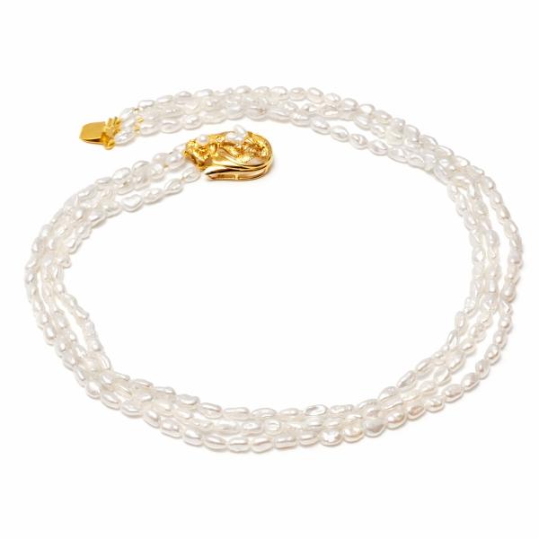 Золотое колье Ювелирное изделие NP3554