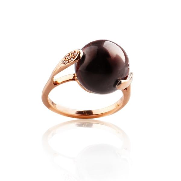 Золотое кольцо Ювелирное изделие NP908