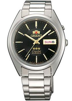 Orient Часы Orient AB00006B. Коллекция Three Star orient часы orient nq05004k коллекция three star