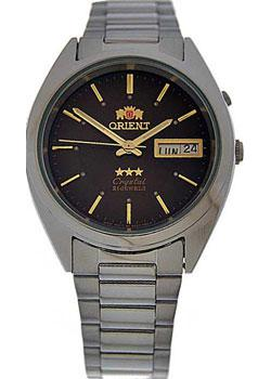 Orient Часы Orient AB00006T. Коллекция Three Star orient часы orient nq05004k коллекция three star