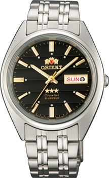 Orient Часы Orient AB0000DB. Коллекция Three Star orient часы orient nq05004k коллекция three star