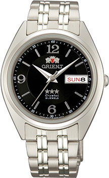Orient Часы Orient AB0000EB. Коллекция Three Star orient часы orient ab0000eb коллекция three star page 5