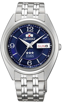 Orient Часы Orient AB0000ED. Коллекция Three Star orient часы orient nq05004k коллекция three star