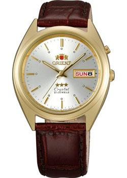 Orient Часы Orient AB0000HW. Коллекция Three Star orient часы orient nq05004k коллекция three star