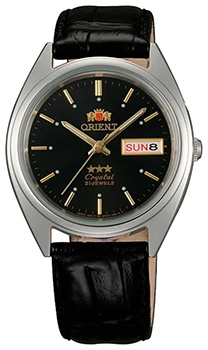 Orient Часы Orient AB0000JB. Коллекция Three Star orient часы orient nq05004k коллекция three star