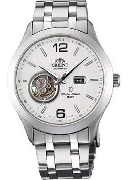 Orient Часы Orient AG03001W. Коллекция Classic Automatic s928 bluetooth gps реальное время пульс трек умный напульсник давление воздуха окружающей среды температура высота часы