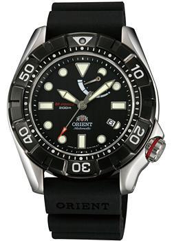 Orient Часы Orient EL03004B. Коллекция M-Force потолочная люстра eurosvet 70017 5 белый с золотом