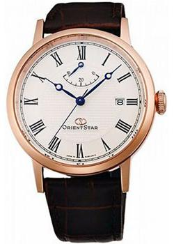 Orient Часы Orient EL09001W. Коллекция Orient Star orient orient sf 998 brown