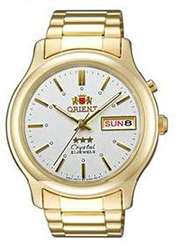 Orient Часы Orient EM0201WW. Коллекция Three Star orient часы orient nq05004k коллекция three star
